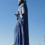 サムライブルー龍馬像
