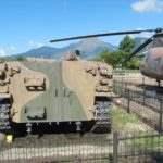 噴火災害 自衛隊 装甲車