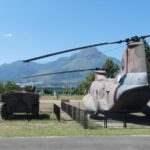 噴火災害 自衛隊ヘリ