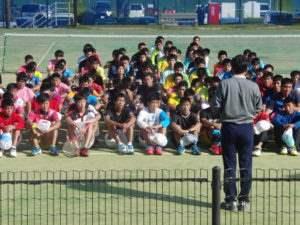 ソフトテニス 中地区新人戦