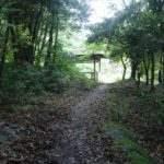 島原総合運動公園 眉山の森遊歩道