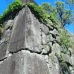 島原城 塀