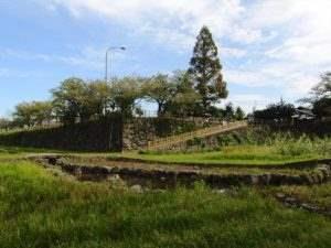 島原城から佐久間邸