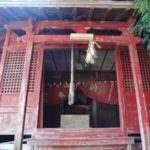 霊丘公園 満島稲荷神社