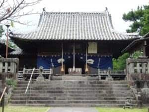 霊丘神社 御神幸祭