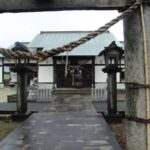 安中 八幡神社