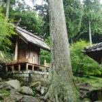 雲仙市 鳥兎神社