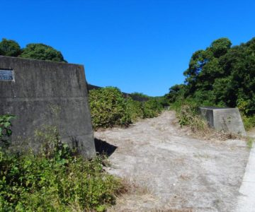 眉山 砂防ダム