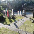 霊丘神社 七五三詣