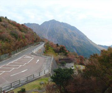 仁田峠 第二展望所
