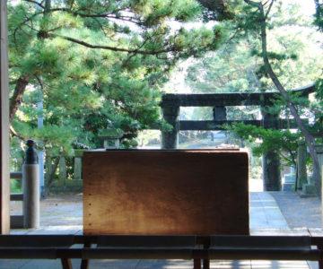 猛島神社 社殿