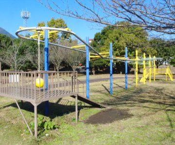 ひょうたん池公園 大型遊具