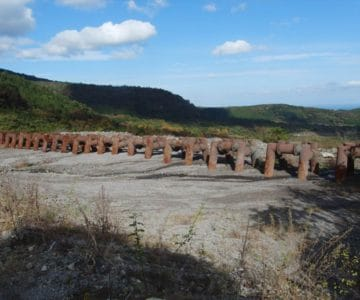 千本木砂防ダム