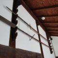 武家屋敷 山本邸 薙刀