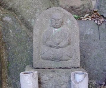 折橋神社 石造