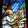 カトリック島原教会 ステンドグラス