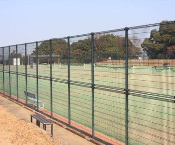 百花台公園 テニスコート