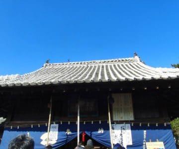 霊丘神社 初詣