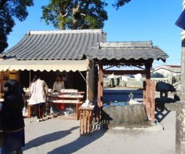 八幡神社 初詣