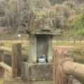 ひょうたん池公園 石祠