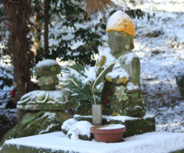 烏兎神社 石仏