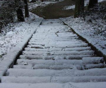 岩戸神社 階段