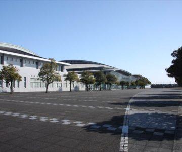 島原復興アリーナ 駐車場