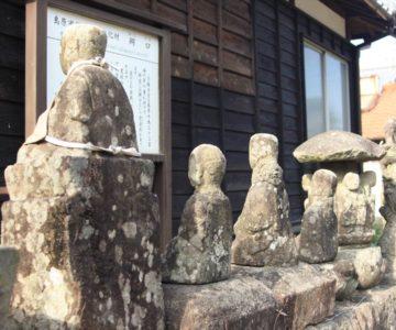 文化財 鰐口 石像