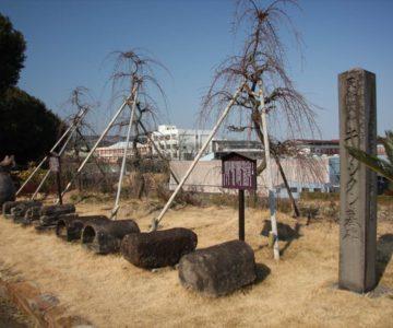 民俗資料キリシタン墓碑