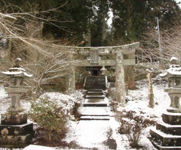 烏兎神社 第二鳥居