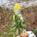 烏兎神社 石像