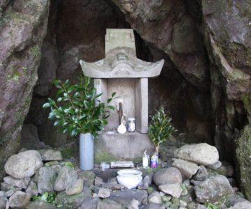 岩戸神社 水の神様