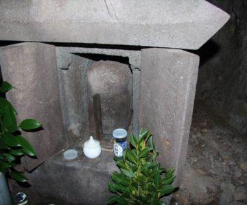 岩戸神社 山の神様