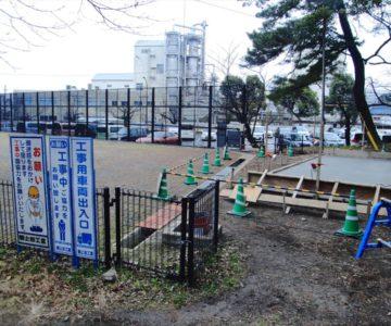 霊丘公園 弓道場