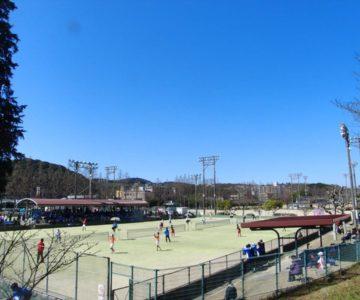 長崎県立総合運動公園テニスコート