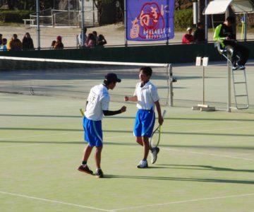 ソフトテニス個人選抜大会