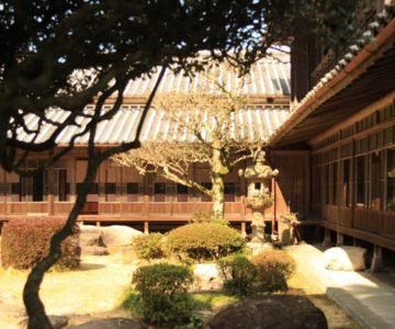 神代鍋島邸 庭園