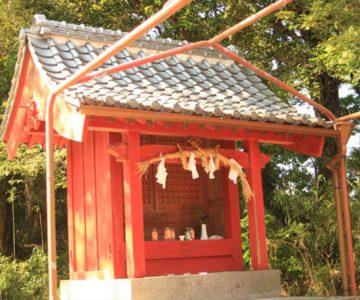 神代神社 道政院稲荷神社