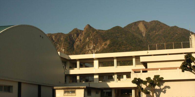 島原第二中学校