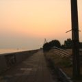 島原海浜公園 朝焼け 日の出