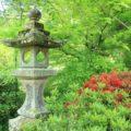 烏兎神社 石灯籠