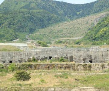 水無川 砂防ダム