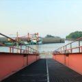 島原海浜公園 浮桟橋