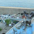 島原海浜公園 放置船