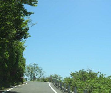 仁田峠循環道路