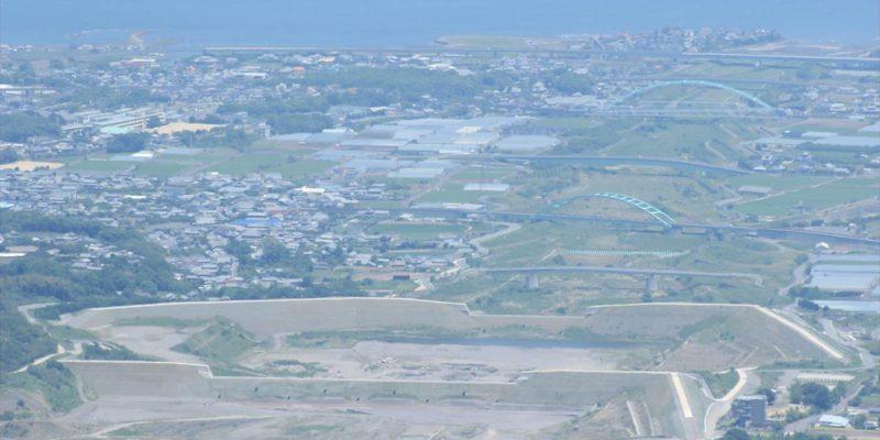 水無川砂防ダム