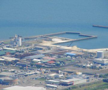 眉山よりヤマダ電機と新港近辺