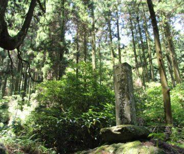 岩戸神社 記念碑