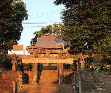 温泉神社 二の鳥居