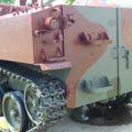 雲仙普賢岳噴災害派遣 装甲車